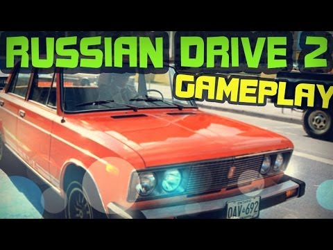 андроид трейлер RUSSIAN DRIVE 2 - Gameplay Trailer (Android)